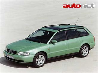 технические характеристики Audi A4 Avant 24 Quattro B5 8d5 165 л