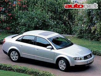 технические характеристики автомобилей audi a4