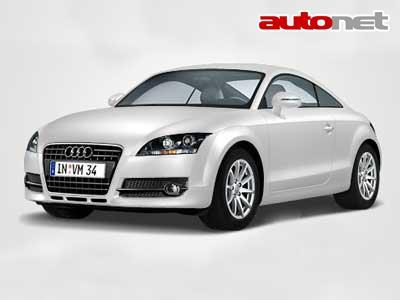 технические характеристики Audi Tt Coupe 32 Quattro 8j3 250 лс