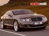 Bentley Continental GT 6.0 4x4