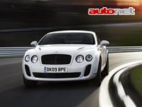 Bentley Continental GT 6.0 4x4