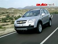 Chevrolet Captiva 2.4 4WD