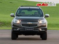 Chevrolet TrailBlazer 2.5 TD
