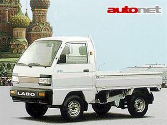 Технические характеристики Daewoo Labo 0.8 (E), 38 л.с ...
