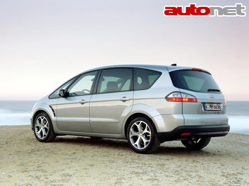 ford s-max , 2006 г. 2.5 ат