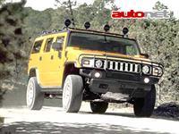 Hummer H2 6.0 4WD