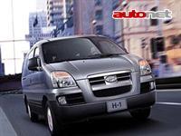 Hyundai H-1/Starex 2.5 CRDi LWD