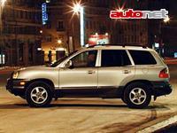 Hyundai Santa Fe 2.4 4WD