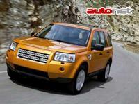 Land Rover Freelander II 2.2 TD 4WD