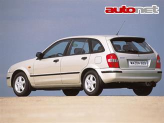 mazda 323 2003 год выпуска