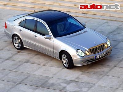 Технические характеристики Mercedes-Benz E320 (W211), 224 л с
