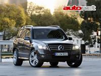 Mercedes-Benz GLK 350 CDI 4MATIC