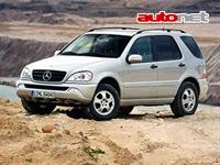 Mercedes-Benz ML 270 CDI 4MATIC