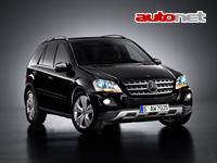 Mercedes-Benz ML 550 4MATIC
