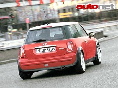 технические характеристики Mini Cooper 16 R50 115 лс хэтчбек