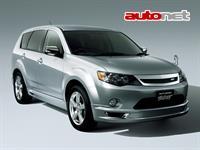 Mitsubishi Outlander Roadest 2.4 4WD