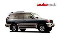 Mitsubishi PajeroII 3.0 V6 4WD
