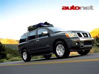 Nissan Armada 5.6 4WD