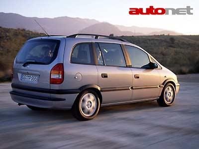 Opel Zafira 16 Cng F75 97