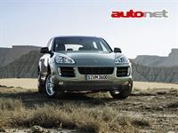 Porsche Cayenne Turbo 4.8