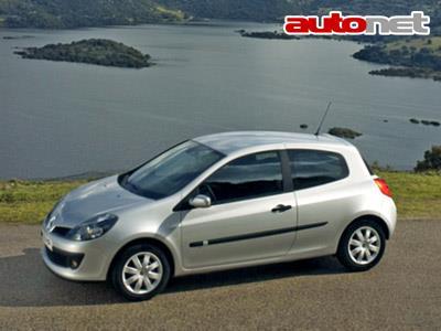Фотографии Renault Clio.