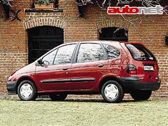 renault megane scenic 1999 характеристики