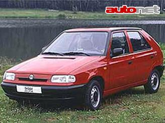 skoda favorit характеристики