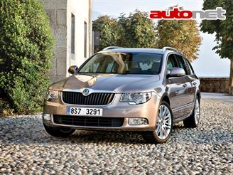 skoda superb combi tdi отзывы