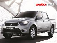 SsangYong Actyon Sports 2.0 TD 4WD