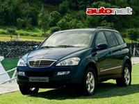 SsangYong Kyron 200 XDi AWD