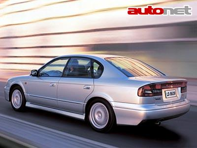Технические характеристики Subaru Legacy / Субару Легаси ...