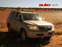 Toyota Land Cruiser 200 4.7 4WD