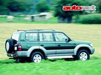 Toyota Land Cruiser Prado 3.4 4WD