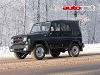 УАЗ 31519 (Hunter)