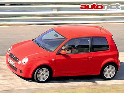 Volkswagen lupo 1999 технические характеристики