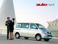 Volkswagen Multivan T5 2.5 TDI 4motion