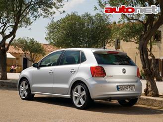 9b4ea7973f354 Технические характеристики Volkswagen Polo 1.4 (6R1), 85 л.с ...