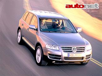 Volkswagen touareg 2004 технические характеристики