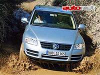 Volkswagen Touareg 4.2 V8 4motion