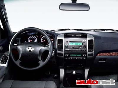 BAW Luba S100 3.4 4WD.