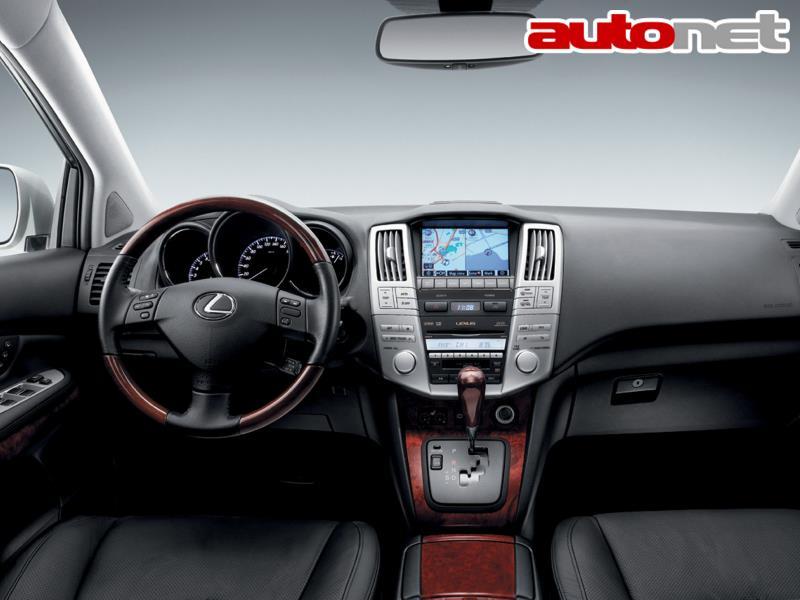 Lexus rx400h технические характеристики