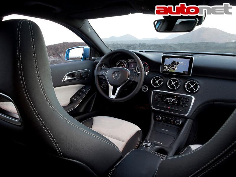 Mercedes a 180 review