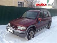 Kia Sportage 2.0 16V 4WD