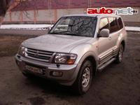 Mitsubishi PajeroIII 3.5 GDI 4WD