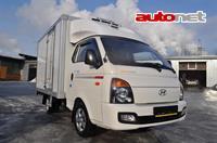 Hyundai Porter II 2.5 CRDi Long