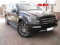 Mercedes-Benz GL 350 CDI 4MATIC BlueEfficiency
