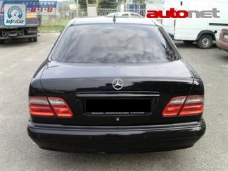 Технические характеристики MercedesBenz E230 W210 150