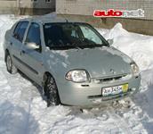 Renault Clio II Symbol 1.4