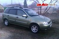 Lada (ВАЗ) 11176 (Калина) 1.6