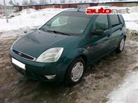 Ford Fiesta 1.4 TD